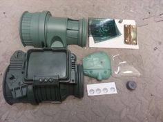 Fallout 3 Pipboy 3000 resin kit by DHPFX on Etsy, $140.00