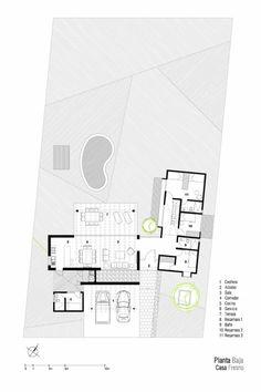 Fresno House By Dionne Architects, In Fracc. El Fresno, Atlixco, Puebla,