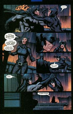 Batman and Catwoman in Detective Comics #800
