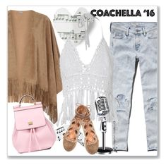"""Pack for Coachella!"" by andrejae ❤ liked on Polyvore featuring Abercrombie & Fitch, mel, Dolce&Gabbana, Isabel Marant and packforcoachella"
