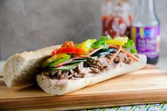 Love Your Leftovers: Pulled Pork Banh Mi