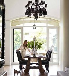 The Decorista-Domestic Bliss: Modern glamour: family living in Australia