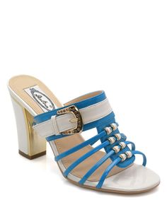 Take a look at the Blue Buckle Sandal on #zulily today!