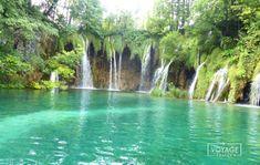 Que voir Croatie : conseils, itinéraire et budget Dubrovnik, Destinations, Waterfall, River, Outdoor, Tips, Outdoors, Waterfalls, Outdoor Games