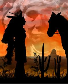 Native Americans Indians - Tsahizn Tseh ƸӜƷ Goyakhala