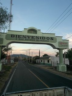 San Antonio Guaracha Michoacán