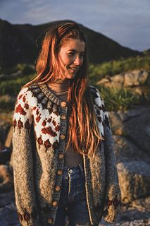 Ravelry: Villmarkskoften pattern by Linka Karoline Neumann Ravelry, Bohemian, Knitting, Pattern, Style, Fashion, Swag, Moda, Tricot