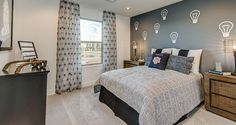 Congratulations, Class of 2020 Graduates! Awesome Bedrooms, Beautiful Bedrooms, Woodside Homes, New Home Buyer, New Home Communities, Teen Girl Bedrooms, Wall Treatments, Albert Einstein, Your Space