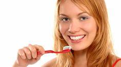 Lavar os dentes frequentemente