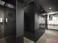 Bildergebnis für trennwand wc glas