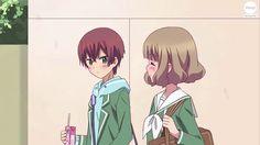 Shinya Momotsuki and Yuki Kurihara