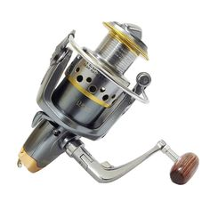Fishing Tackle 11 Shaft 5000 521 Fishing Line Wheel Metal Cup Fishing Supplies, Vacuums, Home Appliances, Fishing Tackle, Metal, Outdoor, House Appliances, Outdoors, Vacuum Cleaners