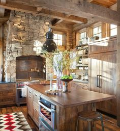 The Best Inspiration for Cozy Rustic Kitchen Decor - https://midcityeast.com/the-best-inspiration-for-cozy-rustic-kitchen-decor/