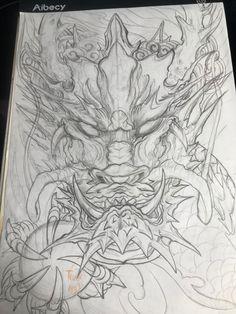 Dragon, Animals, Tatoo, Japanese Tattoo Art, Japanese Tattoos, Animales, Animaux, Dragons, Animal
