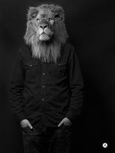 I'm a lionman
