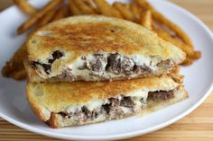 Short Rib Grilled Cheese Recipe Lunch and Snacks, Main Dishes with beef rib short, butter, celery ribs, carrots, onions, dry red wine, beef broth, medium dry sherry, garlic cloves, bay leaves, thyme sprig, butter, country white bread, American cheese