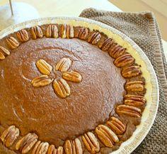 "Gluten Free ""Crustless"" Pumpkin Pie Recipe"