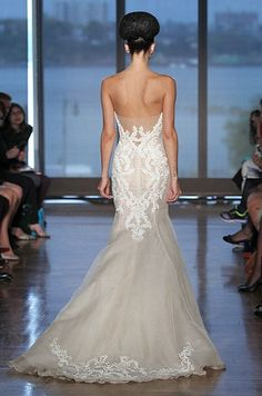 Gorgeous Wedding dress ~~ Ines di Santo
