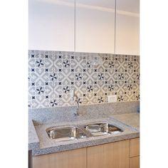 Foto desta cozinha linda que está em fase de finalização para começar bem a…
