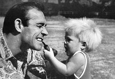 Sean Connery (& Diane Cilento): Jason Joseph