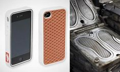 Vans iPhone Case - um, I might be able to justify an iPhone just for this!