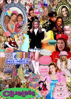 girly magazine collage - Google Search