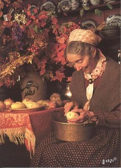 "Tasha Tudor (August 28, 1915 – June 18, 2008) was a truly extraordinary woman who lived a magical life by making her dreams come true. She was an incredibly talented illustrator and author of children's books. Her first book to be puplished was ""Pumpkin Moonshine"" and she illustrated many classic books including Little Women and A Secret Garden."