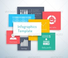 Buy Infographic Template with Squares by on GraphicRiver. Vector Infographic or UI template with squares and place for text. Editable EPS and Render in JPG format Image Infographics, Infographic Templates, Powerpoint Template Free, Bar, Vector Graphics, Travel Posters, Graphic Design, Squares, Vectors