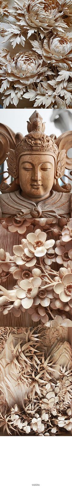 ✰ wood carving