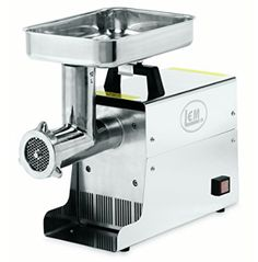LEM Products HP Stainless Steel Electric Meat Grinder LEM Products Stainless Steel HP Electric Meat Grinder is a tremendous buy! It is priced Kitchen Tools, Kitchen Dining, Kitchen Appliances, Kitchen Products, Kitchen Items, Kitchen Supplies, Kitchen Utensils, Sausage Making Supplies, Best Meat