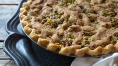 Pistachio Pie by Chef Lauren Mitterer | American Pistachio Growers