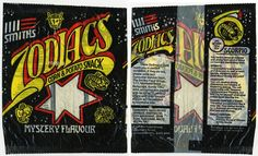 Smiths zodiacs crisps