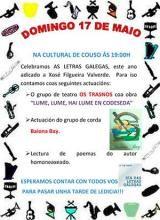 Letras Galegas 2015 en Couso : Ponteareas Virtual