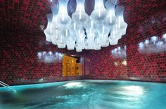 Mineralbad and Spa in Samedan