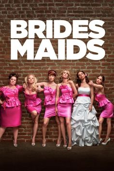 Looking for romantic wedding movies to watch while you plan your own big day? Here is a list of the lastest and old wedding movies to watch this year. Hindi Movies, Comedy Movies, Film Movie, Bridesmaids 2011, Bridesmaids Movie, Girly Movies, Good Movies, Teen Movies, Streaming Vf