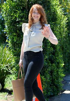 Pin for Later: So Many Hot Stars Went to This Luxe Summer Party Bryce Dallas Howard