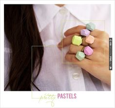 A Merry Mishap Geo Rings | CHECK OUT MORE IDEAS AT WEDDINGPINS.NET | #weddings #weddinggear #weddingshopping #shopping