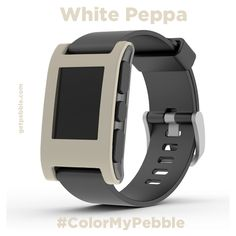 "Laurie K. on Kickstarter wanted Mini Cooper's Pepper White. ""White Peppa!"""