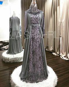 Muslim Wedding Dresses, Gw, Wedding Wear, Kaftan, Women's Fashion, Weddings, Bridal, Sewing, Model