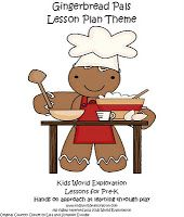 Learning and Teaching With Preschoolers: Gingerbread Man