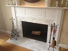 tiles and mantle