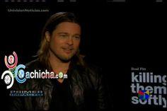 Confesiones De Brad Pitt #Video | Cachicha.com