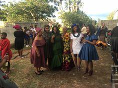 #zulu traditional wedding #umembeso #friends #happy times