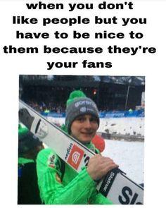 Read from the story Zbiór Memów O Skokach Narciarskich by skxjumpxng (⚫julczix⚫) with reads. Ski Jumping, Skiing, Baseball Cards, Reading, Memes, Wattpad, Random, Ski, Word Reading