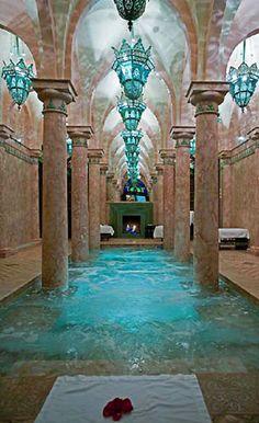 Hotel Riad Spa in Marrakech, Morocco