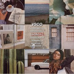 115 images about vsco on we heart it Recherche Photo, Fotografia Vsco, Best Vsco Filters, Summer Filters Vsco, Feeds Instagram, Vsco Effects, Vintage Filters, Vsco Themes, Photo Editing Vsco