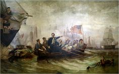 American victory at the Battle of Lake Erie led to the first unqualified defeat of a British naval squadron, on this day in history, 10 September 1813. American Captain Oliver Hazard Perry led a squadron of nine ships against six ships of the British Royal Navy under Robert Barclay. maritimehistorypodcast.com #history #OnThisDay