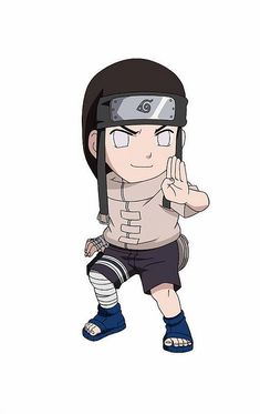 Neji Hyûga - Naruto