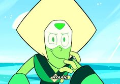 Peridot is such a dork!