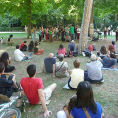 Domingo 29 de Julio: Jornada asamblearia de iniciativas y proyectos de Apoyo Mutuo en barrios y pueblos